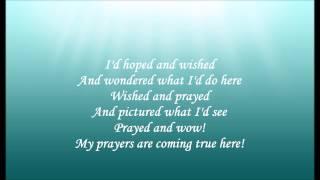 Beyond My Wildest Dreams Karaoke / Instrumental The Little Mermaid - The Musical