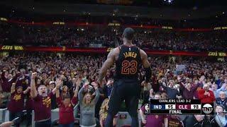 All of LeBron James' Career Game-Winning Shots