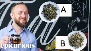 Tea Expert Guesses Cheap vs Expensive Tea | Price Points | Epicurious