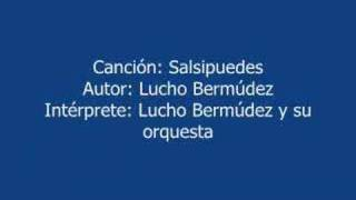 SALSIPUEDES -- MUSICA COLOMBIANA -- LUCHO BERMUDEZ