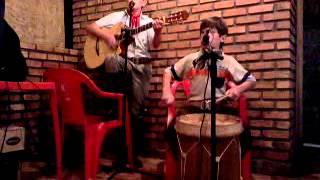 Giovane & Fabrício -  Balseiros do Rio Uruguai - AO VIVO (cover campeiro) VEVO