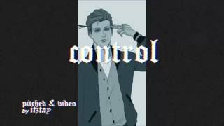 Halsey - Control (Male Version/Pitched)