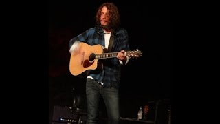 "Chris Cornell ""Ave Maria"" ‎September ‎21, ‎2015 Warner Grand Theater, San Pedro, California"
