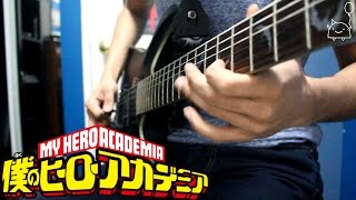 You Say Run - Boku No Hero Academia (Metal Cover) || Shady Cicada