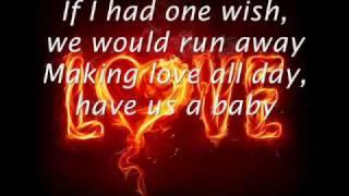 RayJ   One Wish Lyrics