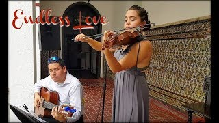 Lionel Richie - Endless Love - Eleganza Violin & Guitar Ensemble - Cover