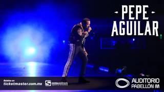 Pepe Aguilar en Auditorio Pabellón M
