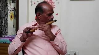 Mausam hai ashiqana song on flute......