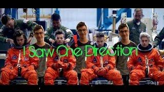 I S@W ONE DIRECTION !!!