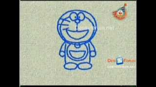how to draw doraemon song in hindi