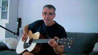 Pierrot lunaire (Tété) reprise / Tété cover guitare