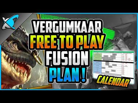"Vergumkaar ""FTP"" Fusion !?... CHALLENGE ACCEPTED ! | Full Calendar Breakdown | RAID: Shadow Legends"