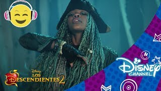 Video clip Los Descendientes 2- 'What's my name' | Disney Channel Oficial