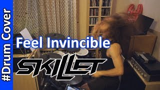 Feel Invincible  - Skillet - Drum Cover