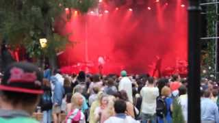 Frank Ocean - Sierra Leone (Live in Moscow, 30/06/13)
