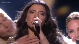 [REVERSED] Samra - Miracle (Azerbaijan, Eurovision 2016)