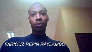 FARIOUZ REP'N RAYLAMBO
