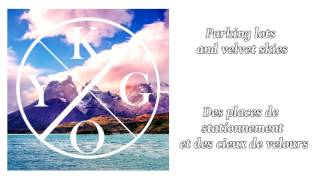 Kygo - Carry Me ║ Lyrics & Traduction en Français
