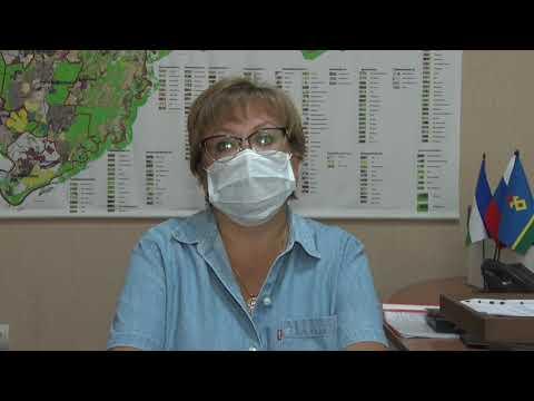 Брифинг о ситуации по коронавирусной инфекции в Иглинском районе на 08.07.2021
