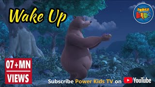 jungle book hindi Cartoon for kids 82 wake up