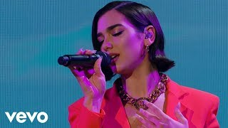 Calvin Harris, Dua Lipa - One Kiss (Live on The Graham Norton Show)