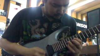 Mr. Big: Green Tinted Sixties Mind ala Ritchie Kotzen Version (NOT TAPPING)