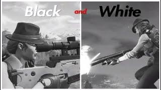 Black and White | Juice WRLD | Fortnite Edit