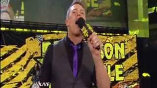 Alex Riley makes WWE Debut