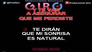 """""""Te diran""""- (Version cumbia) Karaoke"""