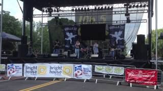 Kim Betts Seafood Festival Palmetto Florida: Cover Kristen Kelly, He love to Make me Cry