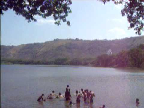 oscar nicaragua  video de la laguan de nejapa