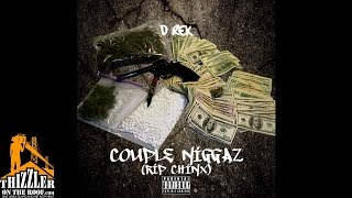 D-Rek - Couple Niggaz (RIP Chinx) [Thizzler.com Exclusive]