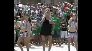 "RTP ""Há Volta"" - Joana - Pau de Cabinda"