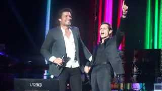 """MARC ANTHONY Y CHAYANNE """"DÍMELO"""""""