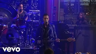 the killers - For Reasons Unknown (Live On Letterman)