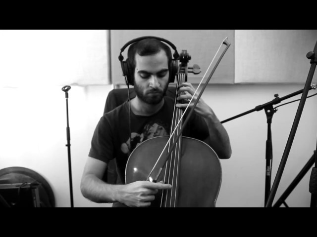 Vídeo de Magic and Loss Orchestra interpretando una canción de Lou Reed.