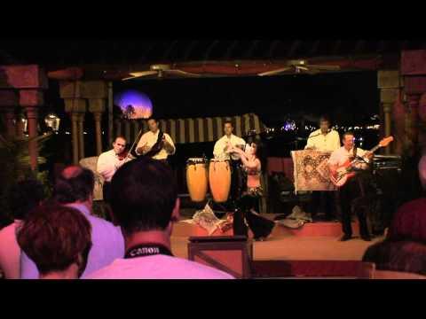 Morocco's belly dancing @ world showcase, EPCOT, Orlando, FL