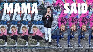 """Mama Said"" by Lukas Graham - Cover by Hayden Summerall Feat- Ruby Rose Turner & Nadia Turner"