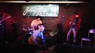 """Mike Hastings Band """"A Best Friend"""" (break down) live at Johnny D's"""