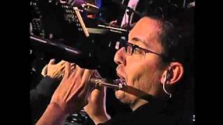 """Ruben Blades """"Ligia Elena"""" Solo de Flauta de Walter Flores"""