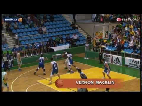 Beko Basketbol Ligi 1. Haftanın En İyi 10 Hareketi