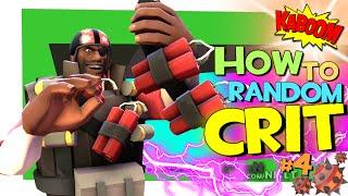 TF2: How to Random Crit #4 [Epic WIN]