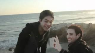 Bromance Music Video - Behind the Scene