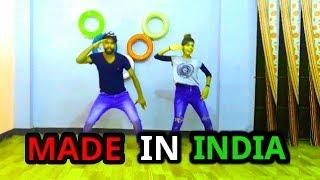 ''MADE IN INDIA'' Guru Randhawa Song Dance || Vishvjeet VDx Choreography ||