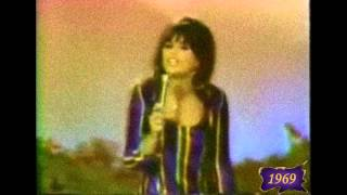 Linda Ronstadt - The Only Mama That'll Walk The Line ( Live 1969 )