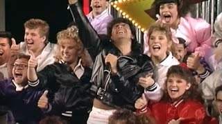 Young Americans - Grease Medley (1987) - MDA Telethon