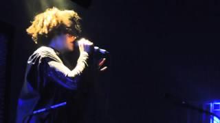 Massive Attack Live Fabrique Milano 12 2 2016