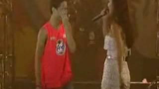 Vinícius Do Axé e Ivete Sangalo - Axé Brasil 2007 - Globo MG