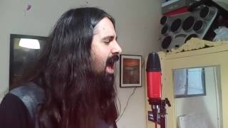 Misterefe-cochise (audioslave vocal cover)