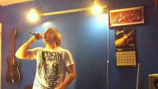 Bullet For My Valentine- Waking the Demon vocal cover